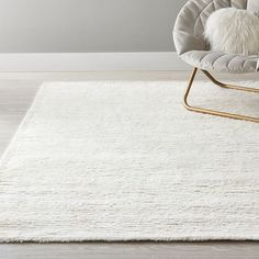 Ribbed Shag Rug | Teen Rug | Pottery Barn Teen Fur Carpet, White Carpet, Patterned Carpet, Rugs On Carpet, Carpet Decor, Carpets, Plush Carpet, Stair Carpet, Hall Carpet