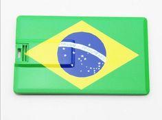 Flashdisk Kartu Brazil - http://pusatflashdisk.com/flashdisk-kartu-brazil/