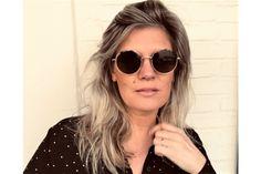 Deze te gekke bril vond ik op de website van Optiek Dominiek in Hoogstraten. Wat vind jij ervan? Round Sunglasses, Sunglasses Women, Etnia Barcelona, Website, Fashion, Acetone, Moda, La Mode, Fasion