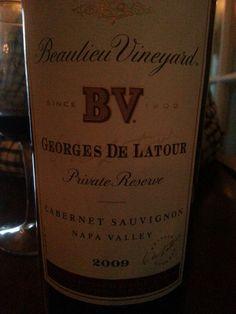 Anniversary wine!
