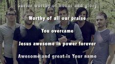 "Jeremy Camp ""Overcome"" In der Dunkelheit, die diese Wel . Jesus Music, Gospel Music, Music Lyrics, Music Songs, Jeremy Camp, Praise And Worship Music, Praise Songs, Worship God, Contemporary Christian Music"