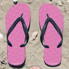 Kick back after a great round in these great flip flops! They make an awesome gift for golfers that they will use all summer long!