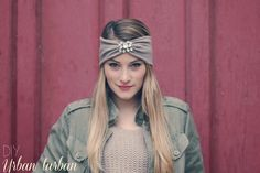 Tiboudnez: ♥ DIY - Le turban chic pour un automne en ville ♥ tiboudnez, blog, do it yourself, diy, tuto, mode, beauté, blogueuse, lifestyle, glitters