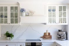 Our Hampton Style Forever Home: A Renovated Coastal/Hamptons Home Hamptons Kitchen, Hamptons House, The Hamptons, Installing Wainscoting, Modern Country Style, Provence Style, Kitchen Gallery, Custom Built Homes, Design Your Home
