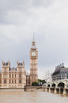 Immagine di london, Big Ben, and city