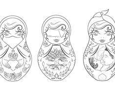 Russian Dolls Tattoo                                                                                                                                                                                 More