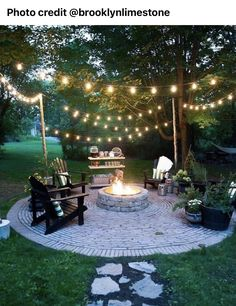 Fire Pit Seating, Fire Pit Area, Backyard Seating, Backyard Patio Designs, Fire Pit Backyard, Backyard Landscaping, Deck Patio, Patio Table, Landscaping Ideas
