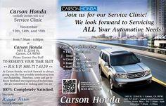 car clinic invite - Google Search