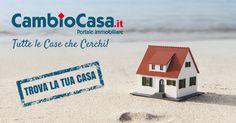 www.CambioCasa.it - Migliaia di annunci immobiliari di case, appartamenti, ville, negozi, uffici e capannoni in vendita e in affitto.