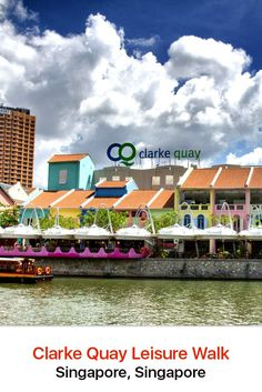 Clarke Quay was very important to the history of Singapore, playing a key role in the city-state's trade affairs.. Clarke Quay is now an exciting and thriving hub of nightlife activity with its bars, restaurants, trendy cafés, jazz clubs and much more.