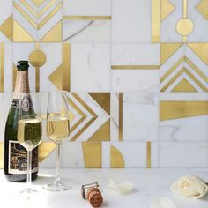 Ring in the new year with some exciting and eye catching designs! Shown is Cirque from the Odyssée Collection by Mosaique Surface. ・・・ Hand Selected For You... ••••••••••••••••••••••••••• @mosaiquesurface Visit davincimarble.com ••••••••••••••••••••••••••• #design #interiordesign #decoinspiration #tilestyle #designaddict #homedecor #instadesign #tilelove #innovativedesign #decorideas #livinginstyle #tile #interiorstyling #architectural #siliconvalleystyle #ihavethisthingwithtiles…