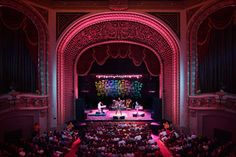 The Pabst Theater. Milwaukee Wisconsin.