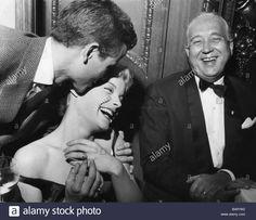 Schneider, Romy, 23.9.1938 - 29.5.1982, German Actress, Half Length Stock Photo, Royalty Free Image: 19888430 - Alamy