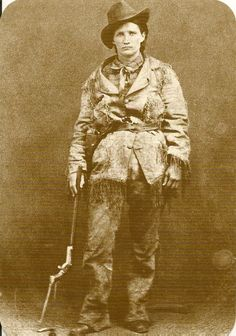 Calamity Jane (Martha Jane Cannary or Canary)