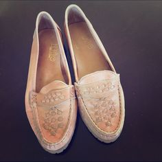 Vintage Rio Woven Loafers