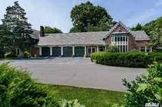 Single Family Home for sales at Estate 35 Fort Hill Dr Lloyd Neck, New York 11743 United States Cold Spring Harbor, New Property, Carriage House, Maine House, Real Estate Investing, Estate Homes, Long Island, Brick, Home And Family