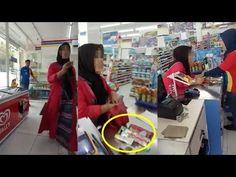 Seorang wanita terlibat adu mulut dengan dua karyawan minimarket ternama di Indonesia.  Dalam video disebutkan bahwa wanita itu ketahuan mencuri barang di minimarket tersebut.  Kasir mengatakan wanita itu menjatuhkan barang yang dikutil saat di depan di meja kasir.  Ia kemudian meminta si ibu untuk pergi dan tidak usah membeli di situ.  Namun wanita yang tampaknya telanjur malu itu bersikeras hendak membayar belanjaannya dan mengelak terhadap tuduhan mencuri yang ditujukan padanya.  Rekan…