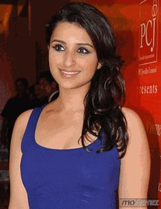 Parineeti hit the headlines with her debut role in the film ' Ladies VS Ricky Behl' alongside Anushka Sharma. For unseen images click http://momoviez.com/