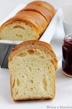 Il Pan brioche cosi come l'ho conosciuto in Francia, tanti anni fa, è un pane