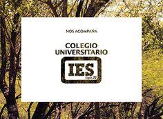 El Colegio Universitario IES siglo XXI, es también parte de las instituciones que nos acompañan.
