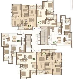 tangdienhinh – Architecture is art Building Layout, Building Plans, Building Design, Residential Building Plan, Residential Complex, Condominium Architecture, Residential Architecture, Hotel Floor Plan, Architectural Floor Plans