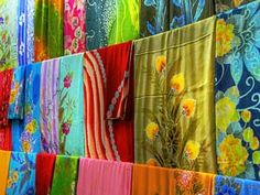 There is some confusion on what and how Malaysian batik differs with other Asian countries batik originalities. While Asian people migrate a...