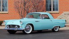1955 Ford Thunderbird - 1