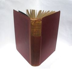 Excited to share the latest addition to my #etsy shop: Modern Italian Poets:Essays and Versions by William D.Howells. First edition, 1887. Italian poetry in English language. Portraits of poets. http://etsy.me/2EylTn8 #booksandzines #book #red #antiquebook #poetrybook