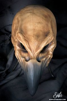 Masque Corbeau | Ethis Crea