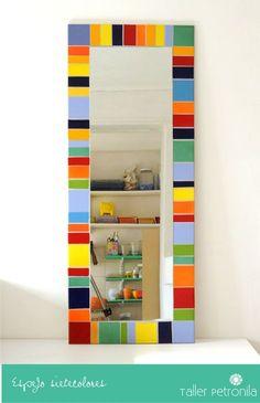 sietecolores: espejos sietecolores