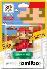 Amiibo Classic Colour Mario 30th Anniversary