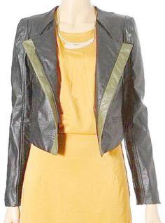 Leather Jacket # 215 - 35 Colors : Makeyourownjeans.com, Custom Jeans | Designer Jeans