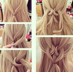 it's okay to be a little knotty this holiday season ;)