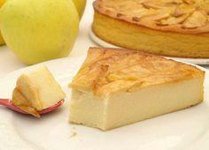 Tarta de manzana, al horno - MisThermorecetas