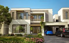Beautiful MOdern House 1 Kanal Lahore