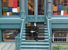 Billy Joel   Community Post: Famous Album Cover Locations In NYC
