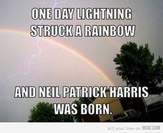Neil Patrick Harris, mmm.