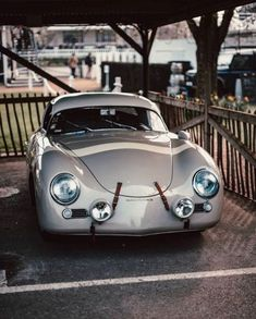 Everyone should have something that you're working for. I've been a Porsche 356 fan all my life. Porsche 356, Cadillac, Beverly Hills, California, Porsche Design, Dream Garage, Personal Branding, Retro, Luxury Cars