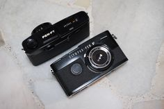 Olympus PEN FT Black 38mm F2 8 Pancake Lens SET OF TWO | eBay