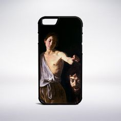 Caravaggio - David With The Head Of Goliath Phone Case – Muse Phone Cases