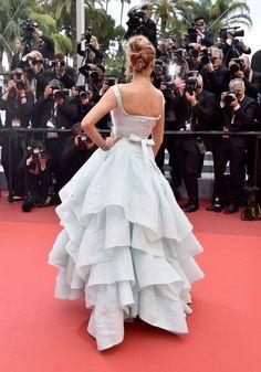 Blake Lively's Cinderella Dress