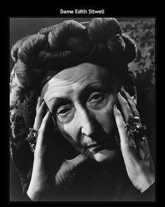 Edith Sitwell, the original eccentric