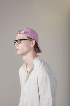 Scandinavian Minimalism Meets The Baseball Cap with Stiksen