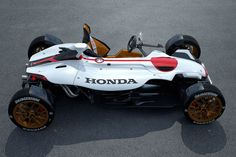 Honda Project 2 4 powered by RC213V