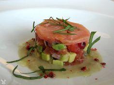 Salmon Avocado Tartar
