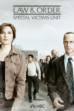Law & Order, SVU....one of my top five shows that I watch on a regular basis, but I have to say that I really really miss Stabler!