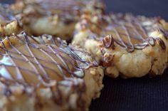 Salted Caramel Thumbprints - 365 Days of Baking