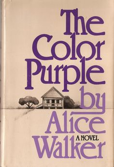 The Color Purple by Alice Walker  I am stealing books from my grandmother that I left behind when I moved out, and this is one of them. I am enjoying revisiting the book having not read it in a few years. I am seeing things I didn't see before. I love this book.