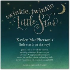 Twinkle Twinkle Little Star Party Theme Planning, Ideas & Supplies | PartyIdeaPros.com