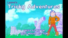 Leonas Tricky Adventures is a brand new commercial and big boxed Amiga and Dreamcast puzzle game with artists like Chris Huelsbeck and B. This game was a… Retro Video Games, Artists Like, My Happy Place, Videogames, Fails, Adventure, Video Games, Make Mistakes, Adventure Movies